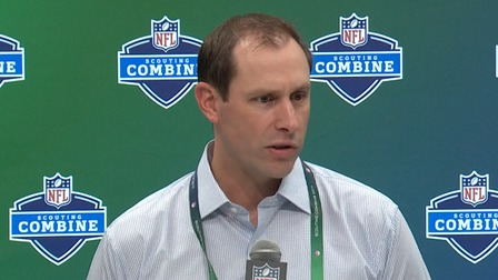 Adam Gase Interview Combine 2017