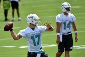 Dolphins Training camp 2018